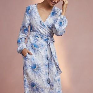 NEW Anthropologie Mystic Robe Dress